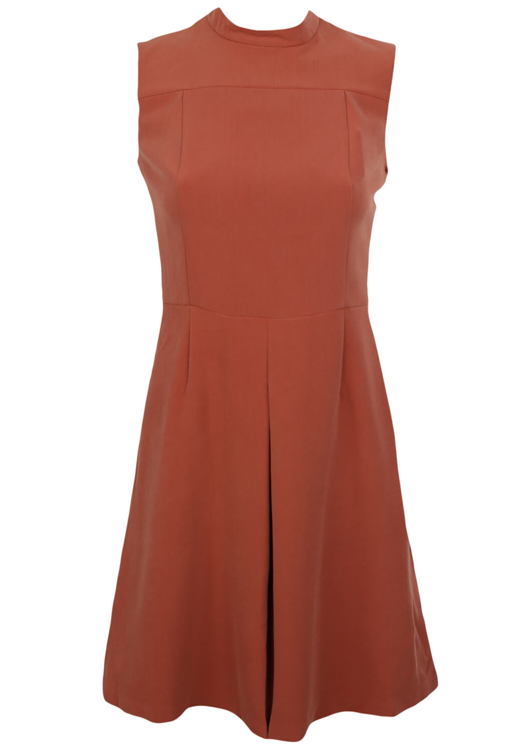 Rochie Reserved Brenda Light Brown