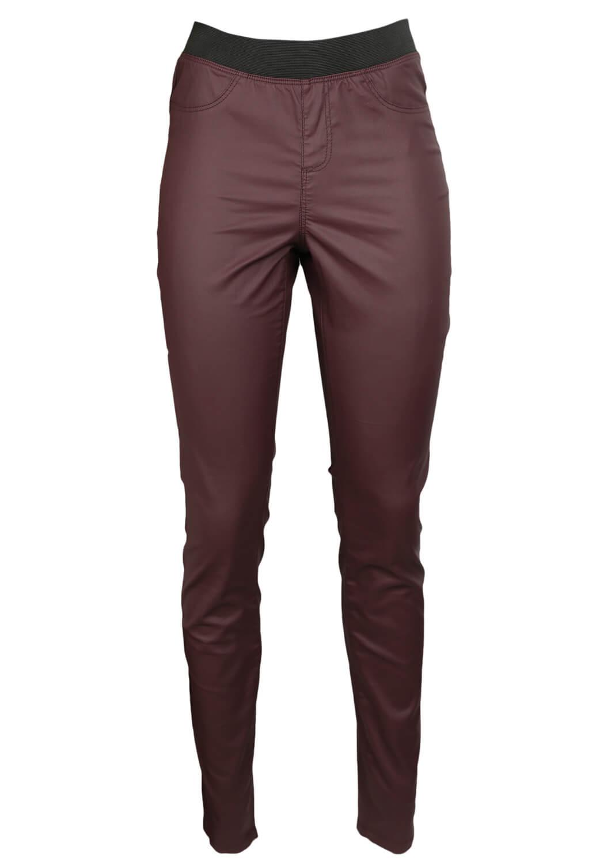 Pantaloni Reserved Elle Dark Red