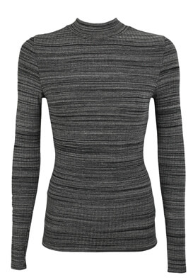 BLUZA RESERVED CARRIE DARK GREY