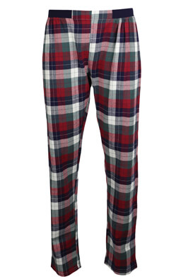 PIJAMA RESERVED SALLY DARK RED