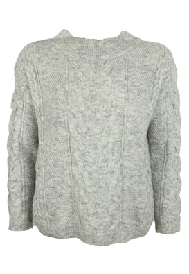 PULOVER RESERVED LIZZY LIGHT GREY