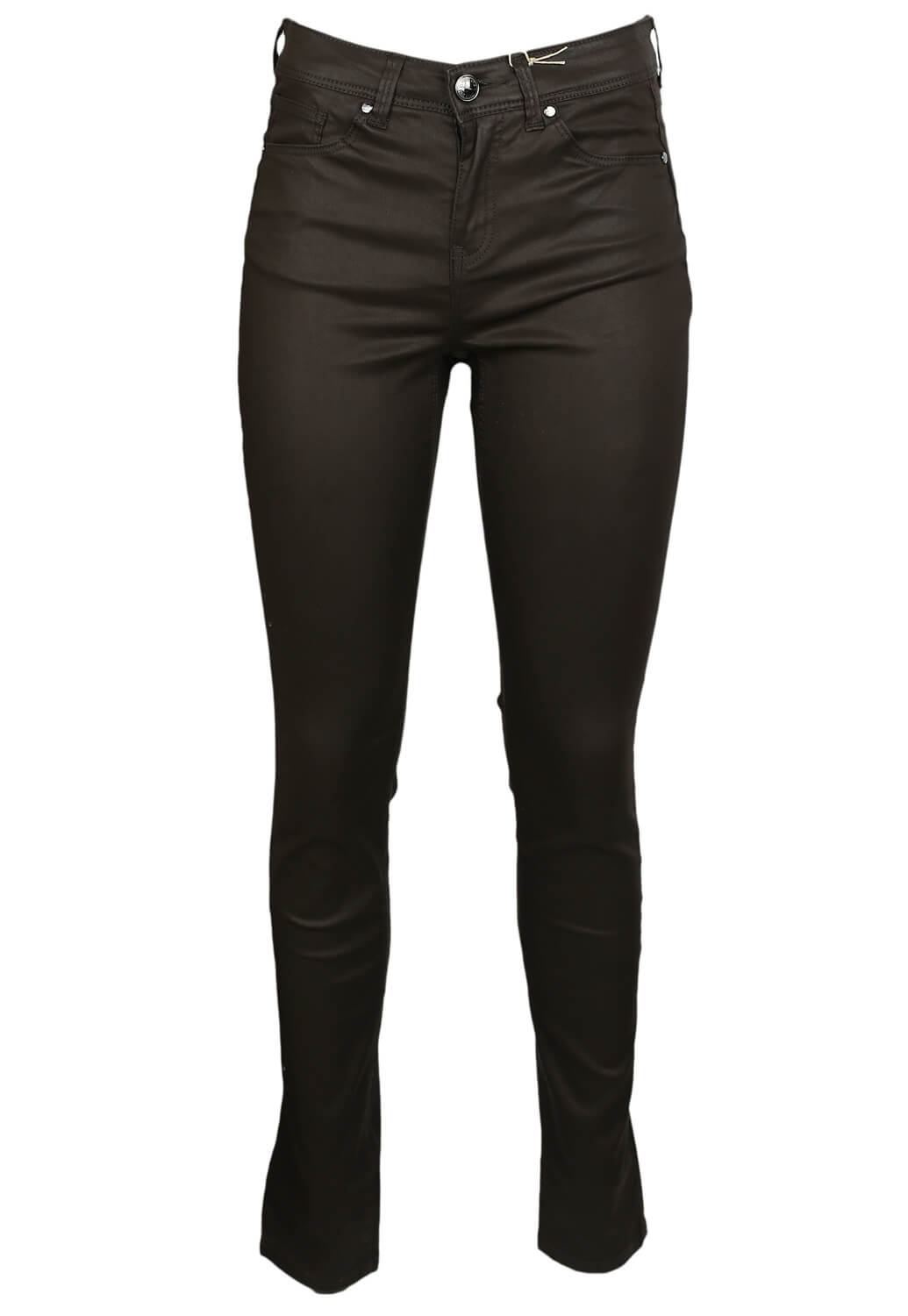 Pantaloni Reserved Nicole Dark Brown