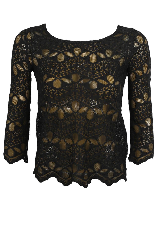 Bluza Reserved Della Black