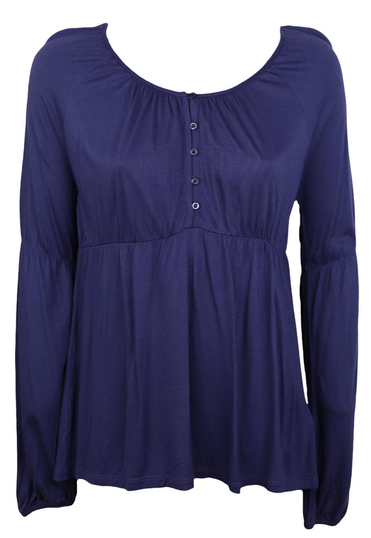 Bluza Reserved Keira Dark Blue