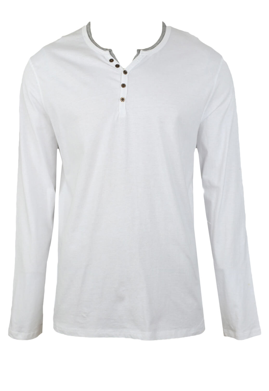 Bluza Reserved Kaled White