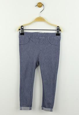 PANTALONI RESERVED BASIC DARK BLUE