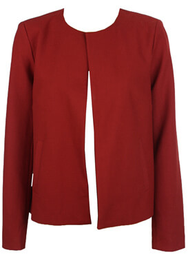 SACOU RESERVED LAURA DARK RED