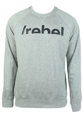 BLUZA RESERVED CHAS GREY