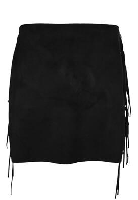 FUSTA CROPP WHITNEY BLACK