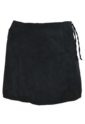 FUSTA CROPP LARA BLACK