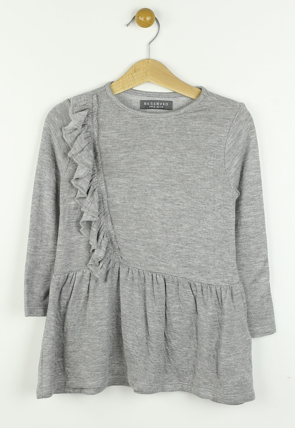 Bluza Reserved Fiona Dark Grey