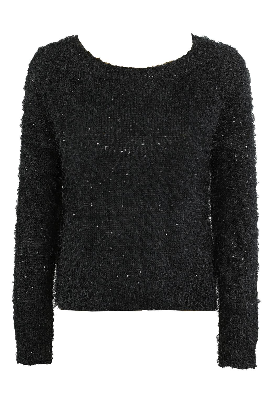 Pulover Sinsay Hera Black