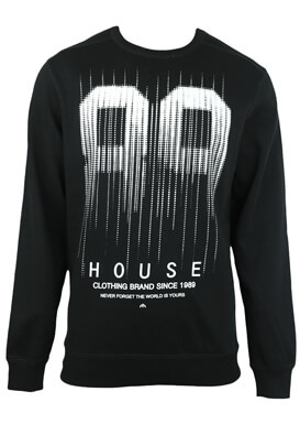 BLUZA HOUSE NICK BLACK