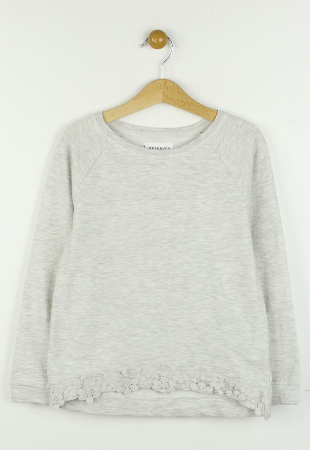 Bluza Reserved Florence Grey