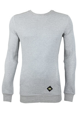 BLUZA HOUSE MAX LIGHT GREY