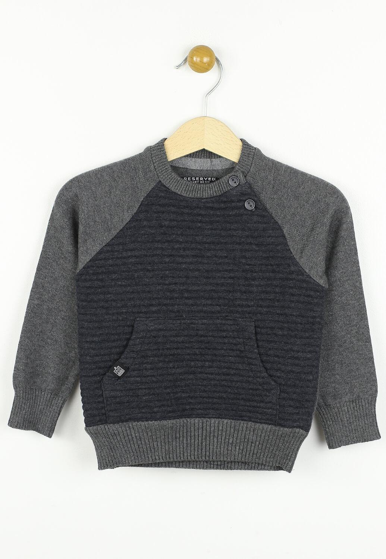 Bluza Reserved Elisa Dark Grey