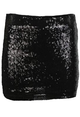 FUSTA CROPP GLORIA BLACK