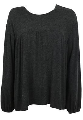 BLUZA RESERVED ELLE BLACK