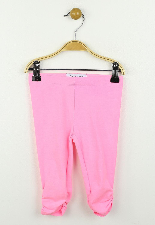 Pantaloni Reserved Basic Light Pink