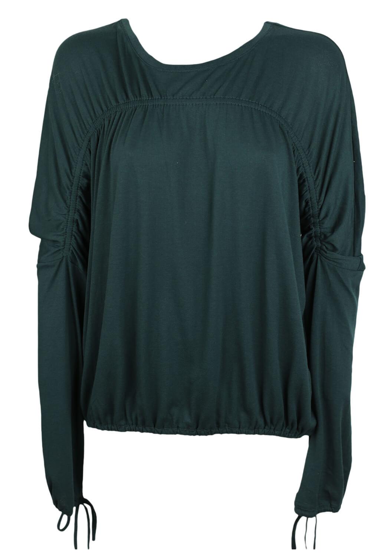 Bluza Reserved Vera Dark Green