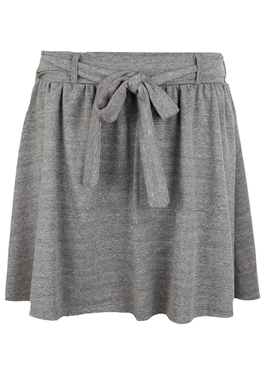 Fusta Sinsay Basic Grey