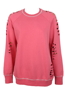 BLUZA RESERVED KITTY PINK