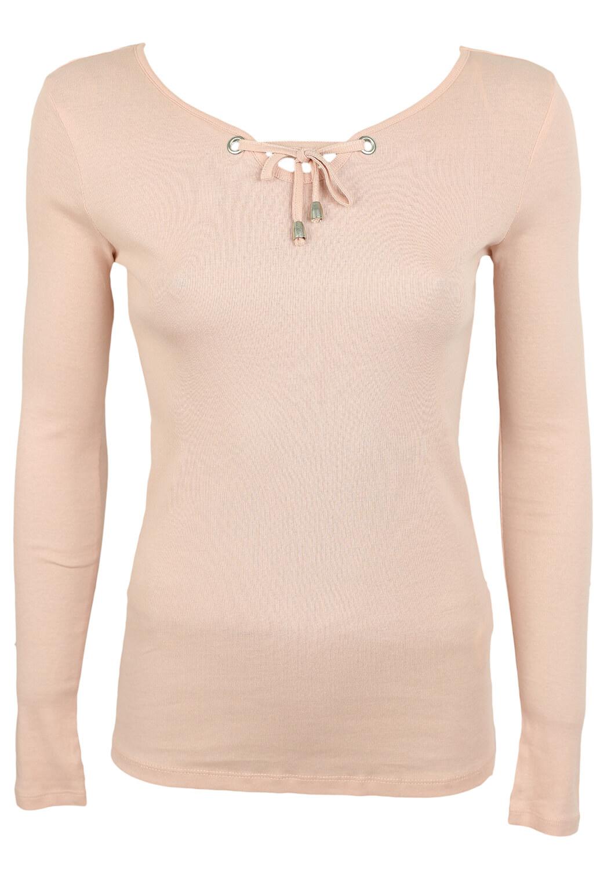 Bluza Sinsay Nicole Light Pink