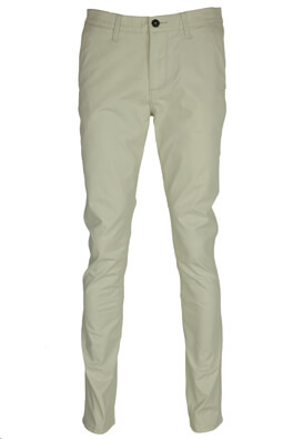 PANTALONI KIABI KALE LIGHT GREY