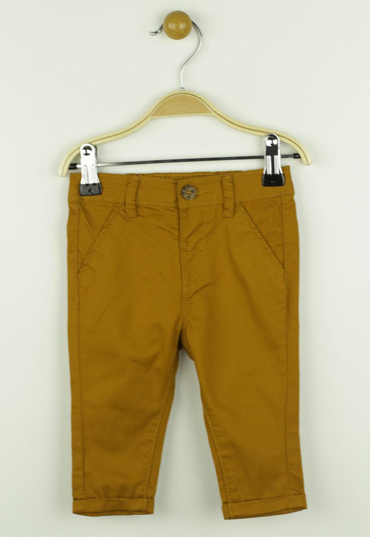 Pantaloni de stofa Kiabi Josh Light Brown