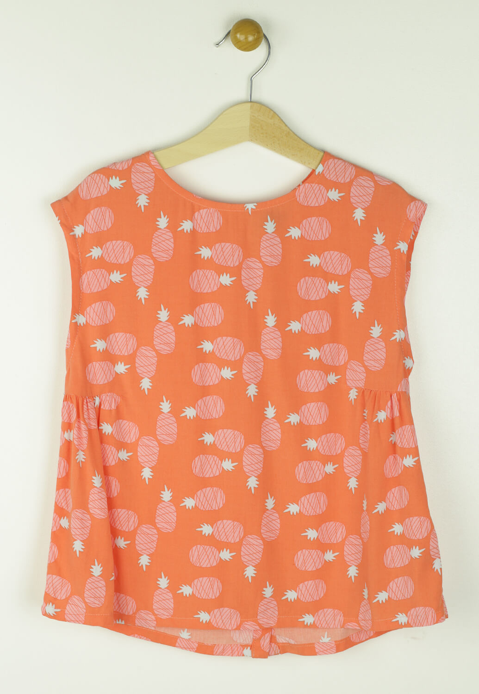 Maieu Kiabi Kitty Orange