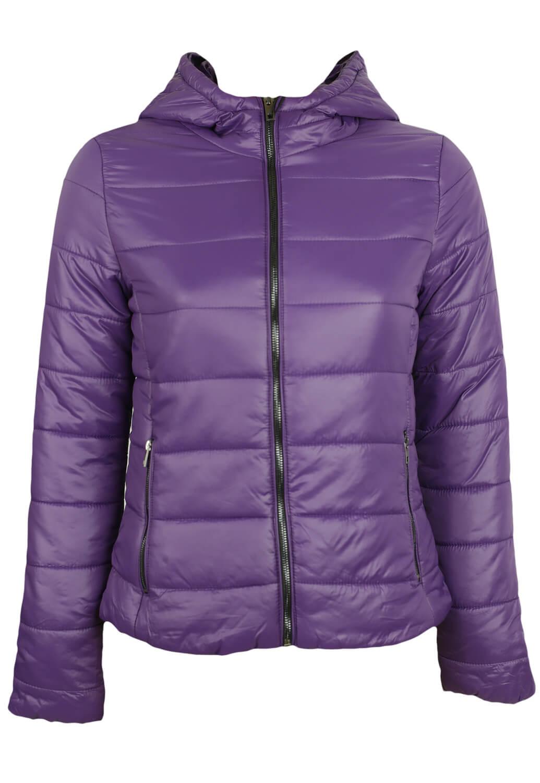 Geaca Bershka Sierra Purple