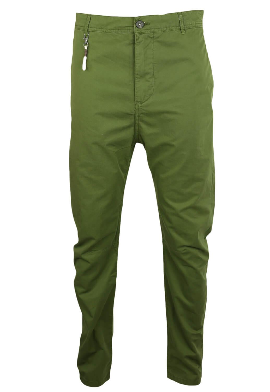 Pantaloni ZARA Basic Dark Green