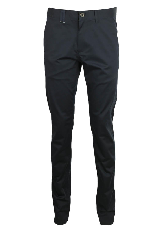 Pantaloni De Stofa Zara Ethan Dark Blue