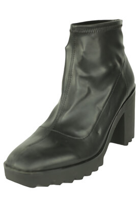 BOTINE ZARA WENDY BLACK