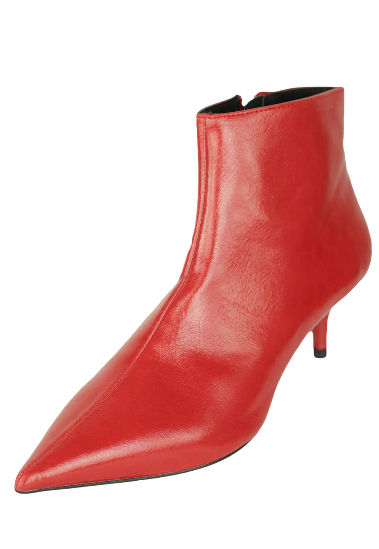Botine ZARA Abbie Red