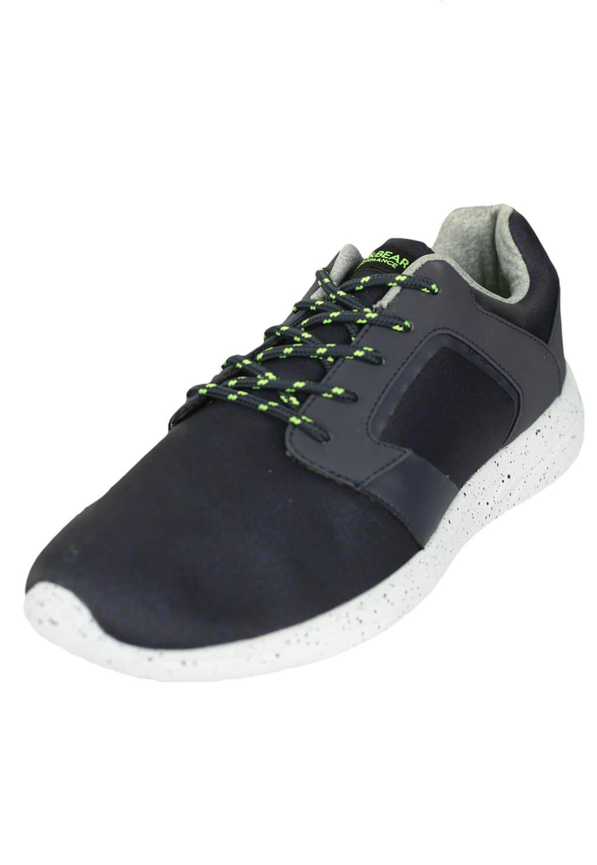 Adidasi Pull&Bear Perry Dark Blue