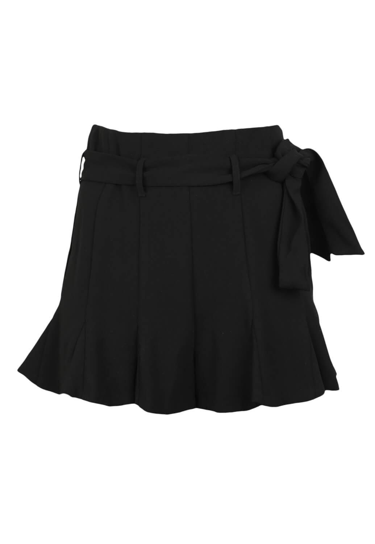 Pantaloni scurti ZARA Gina Black
