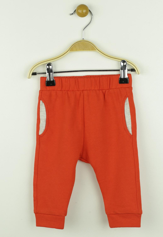 Pantaloni Kiabi Patricia Dark Orange