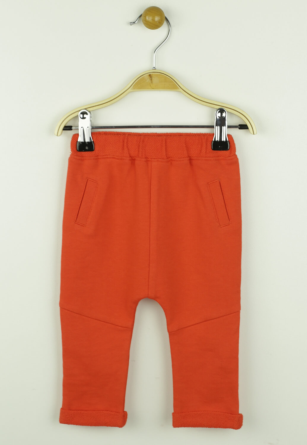 Pantaloni sport Kiabi Ciara Dark Orange