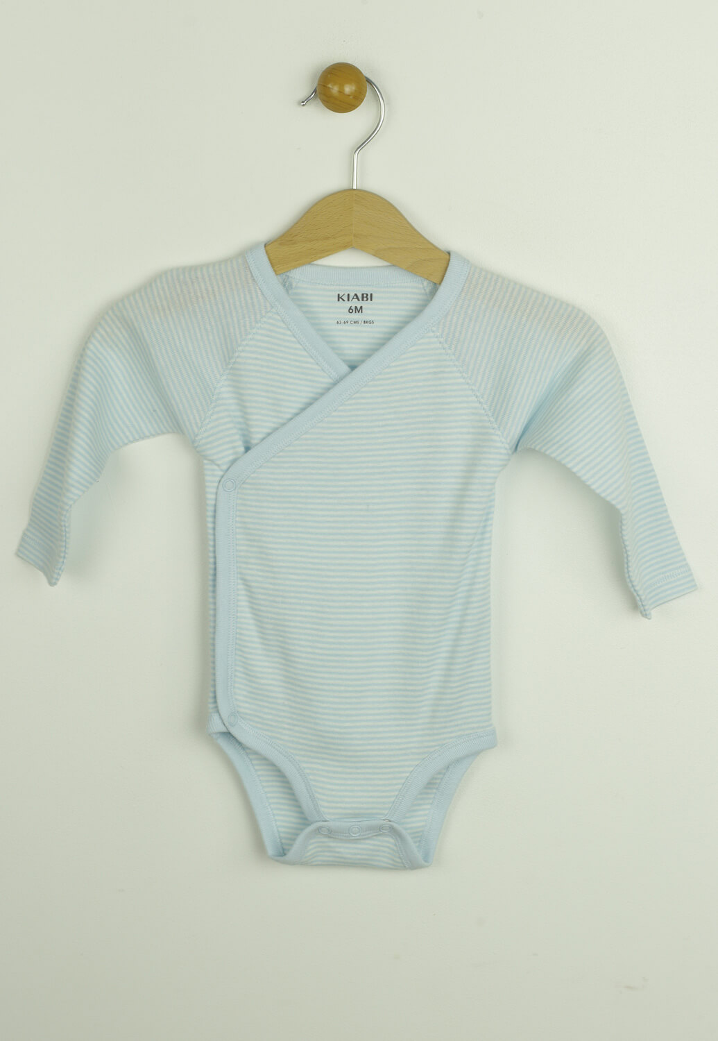 Body Kiabi Christian Light Blue