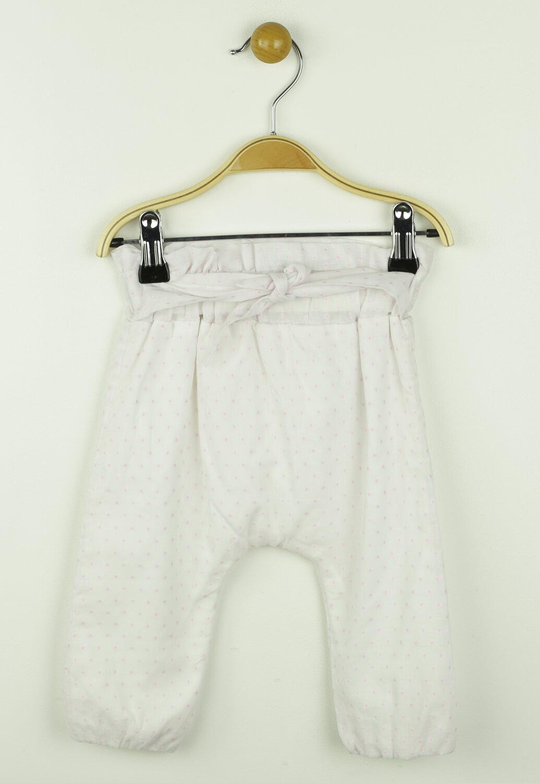 Pantaloni Kiabi Hailey White