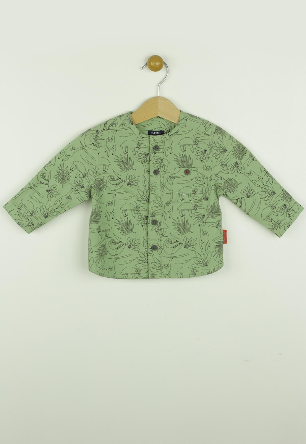 Camasa Kiabi Lukas Light Green