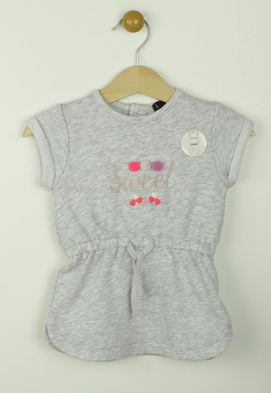 Tricou Kiabi Elle Grey