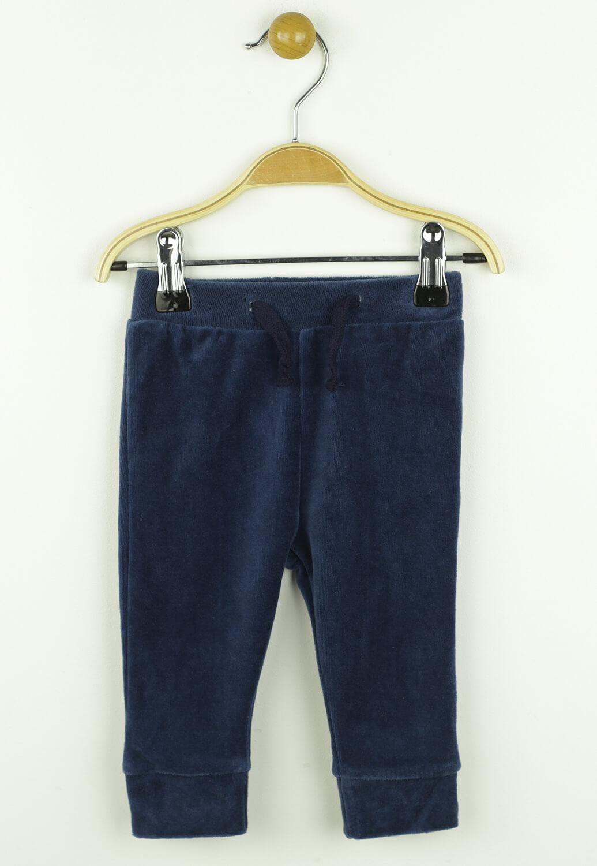 Pantaloni sport Knot so Bad Sam Dark Blue