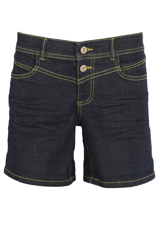 Pantaloni scurti Promod Gina Dark Blue