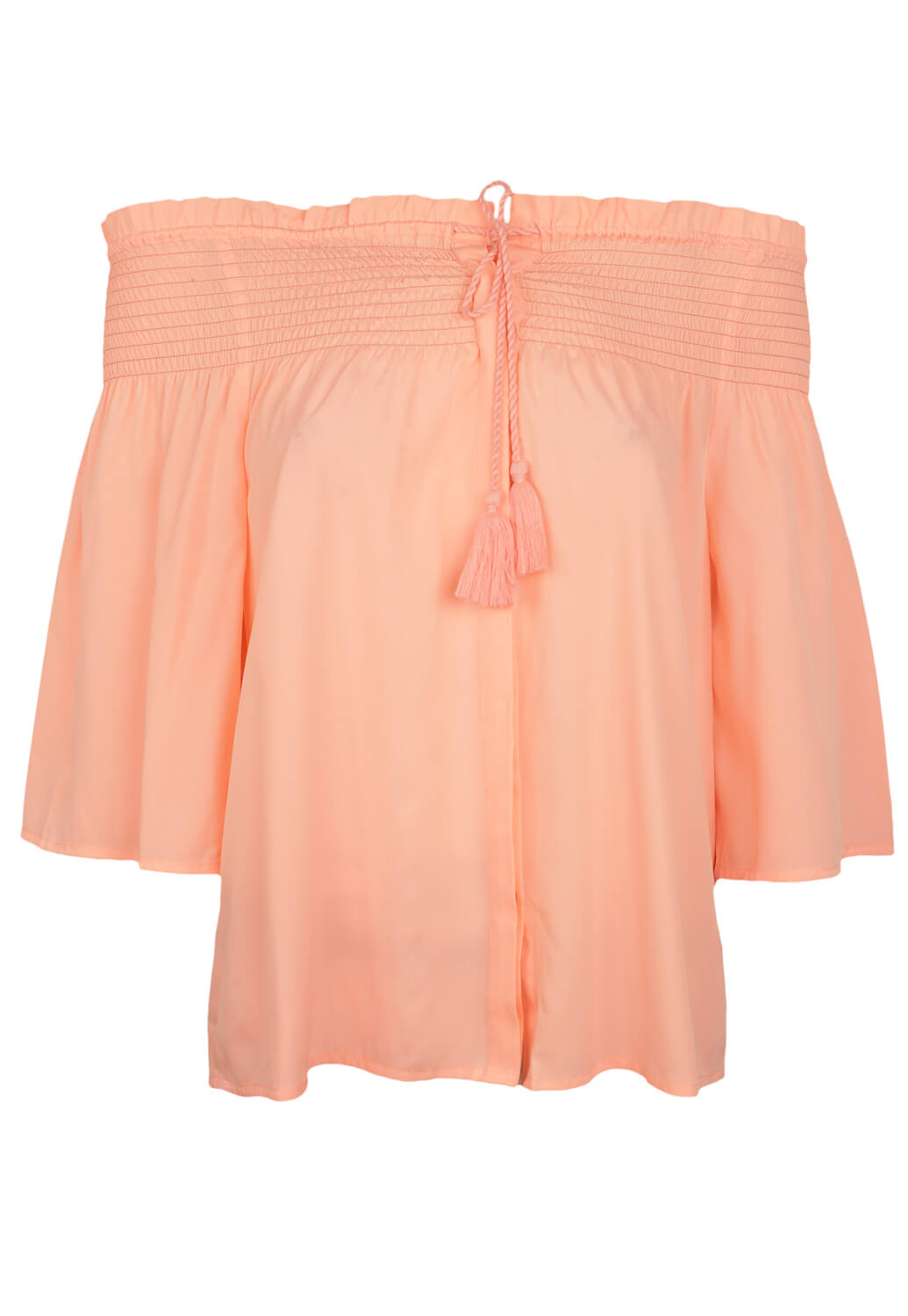 Bluza C Fashions Gabriella Light Orange