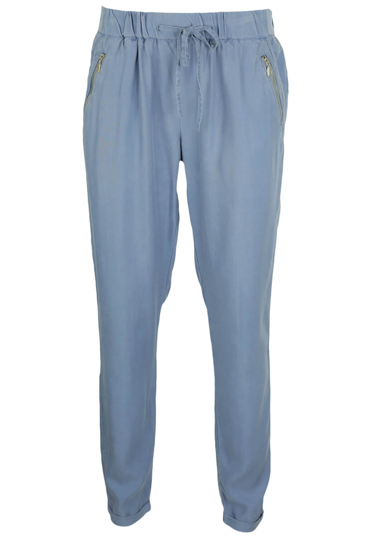 Pantaloni Promod Elle Blue