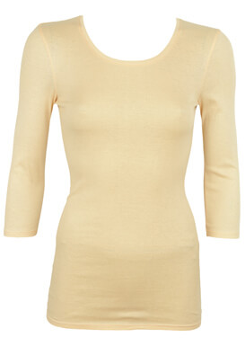 BLUZA PROMOD DELLA LIGHT ORANGE