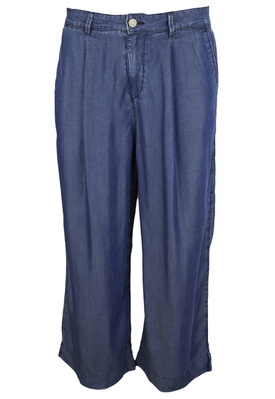 Pantaloni Promod Sally Dark Blue
