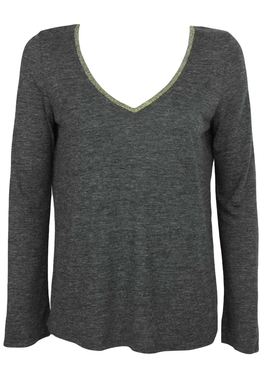 Bluza Promod Fay Dark Grey